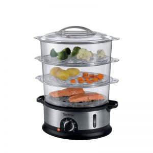 Technik 9 Liter Capacity,3 Stackable Steaming Bowls