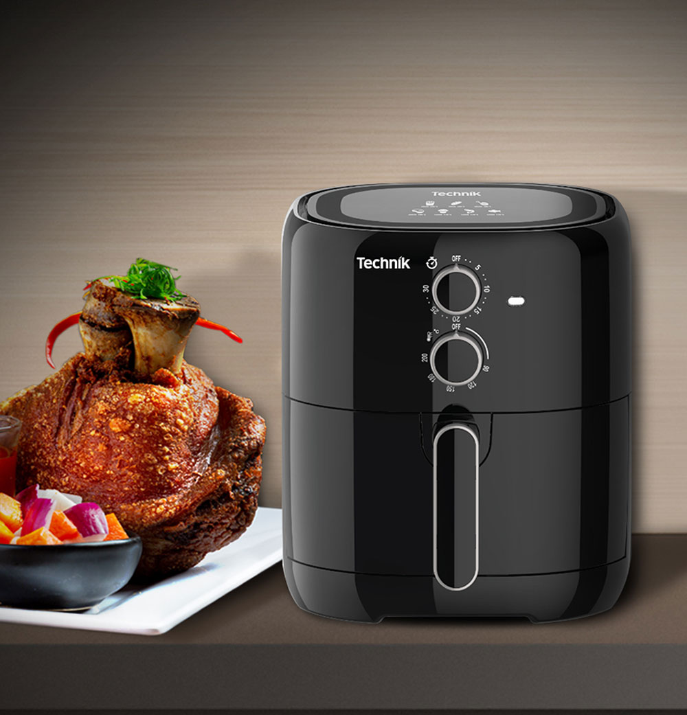 Technik Air Fryer: Your partner for a healthy lifestyle