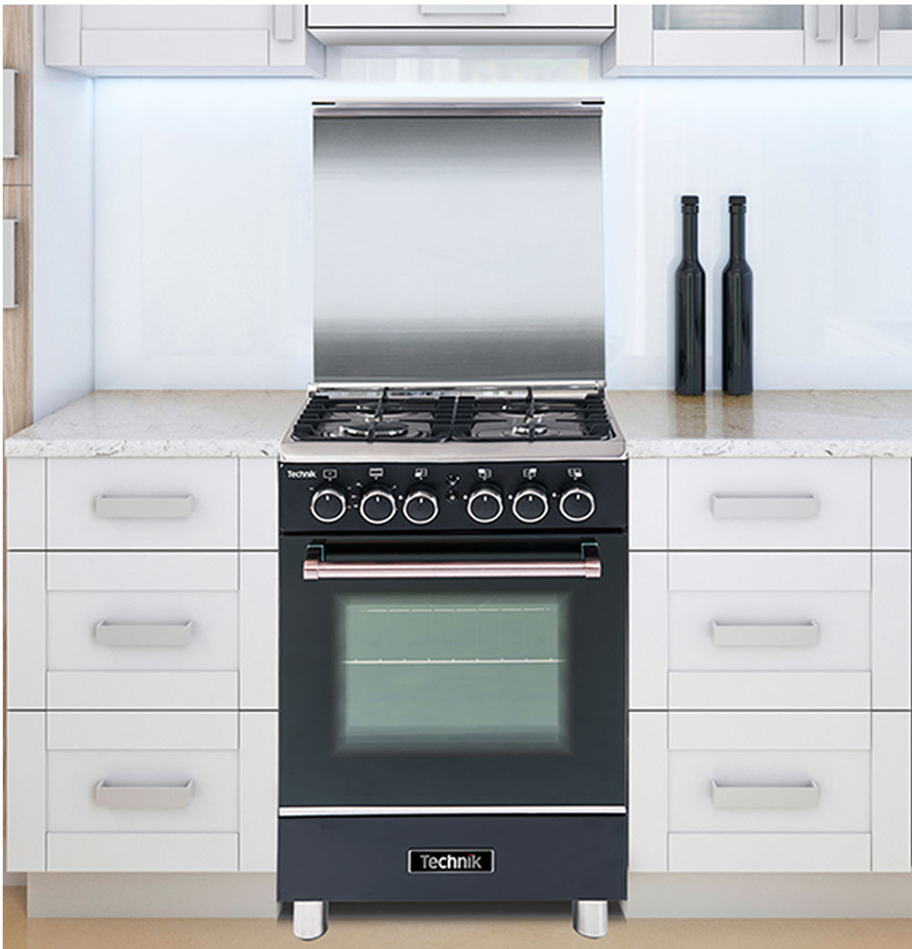 Time for kitchen upgrade with Technik Cooking Ranges